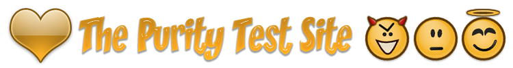 The Purity Test Site banner